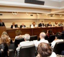 Εκδήλωση στην Ένωση Περιφερειών Ελλάδας: Να γίνει απόλυτη εθνική προτεραιότητα και στρατηγική η επίλυση του δημογραφικού προβλήματος